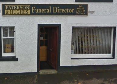 Paterson & Hughes Funeral Directors, Cumbernauld
