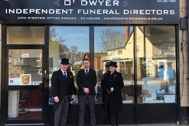 O'Dwyer Funeral Directors