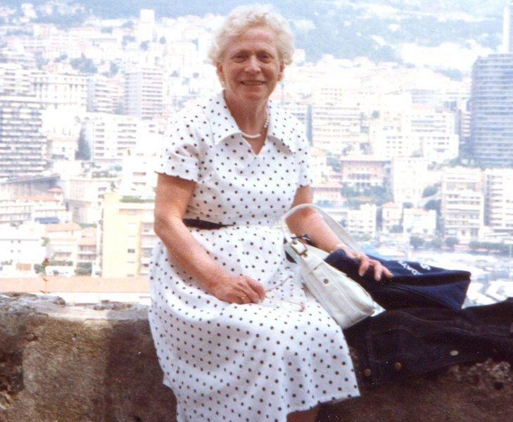 Sylvia Elizabeth Cousins