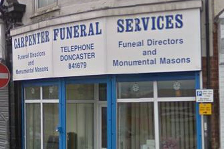 Charles Carpenter Funeral Services, Edlington