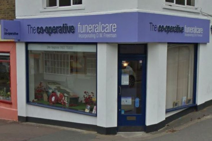 Co-op Funeralcare, Maidstone
