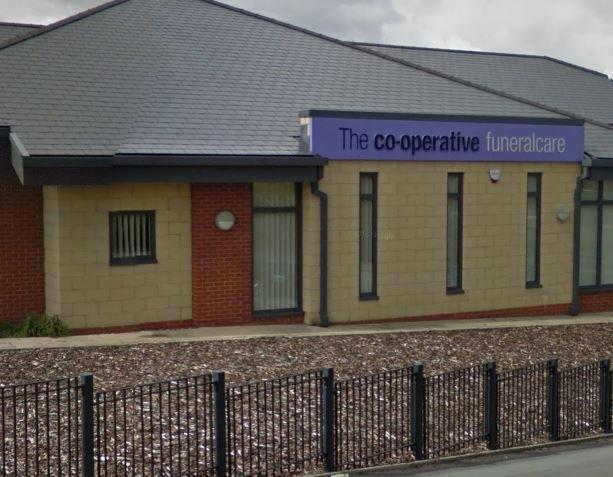 Co-op Funeralcare, Oldham