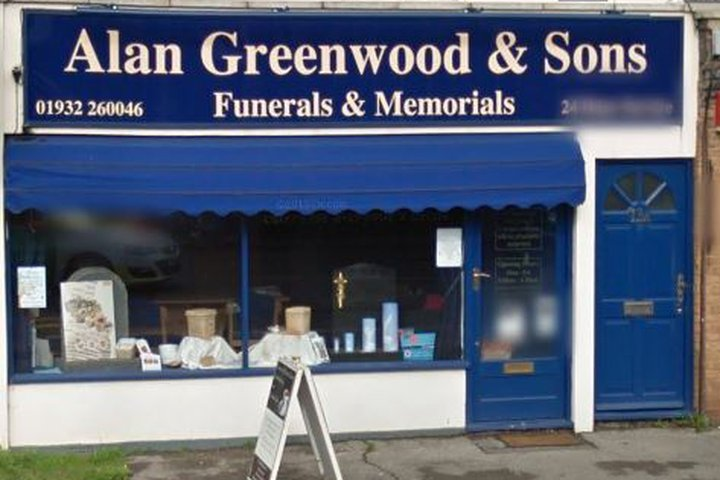 Alan Greenwood & Sons Hersham