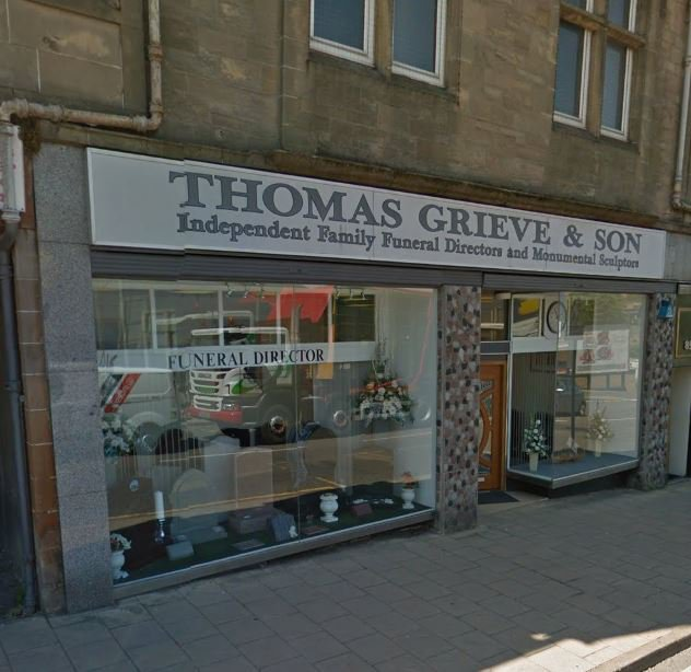 Thomas Grieve & Son, Livingston