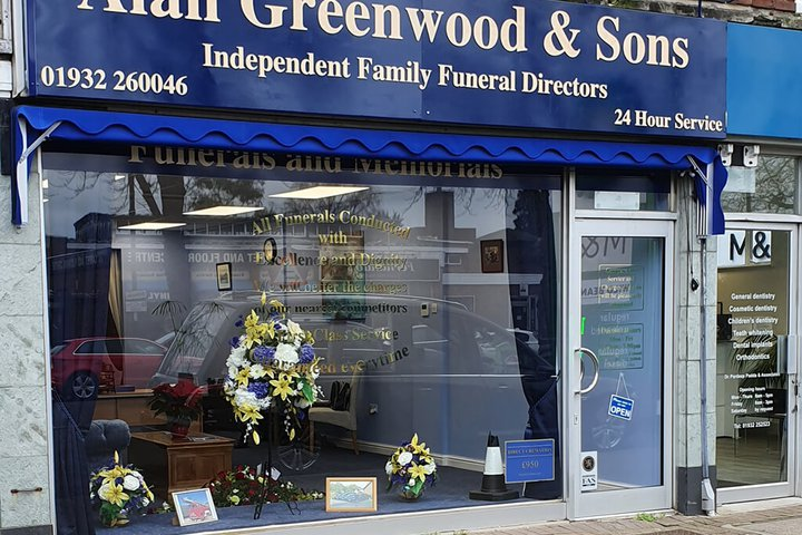Alan Greenwood & Sons Shepperton