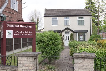 C Pritchard & Son Funeral Directors