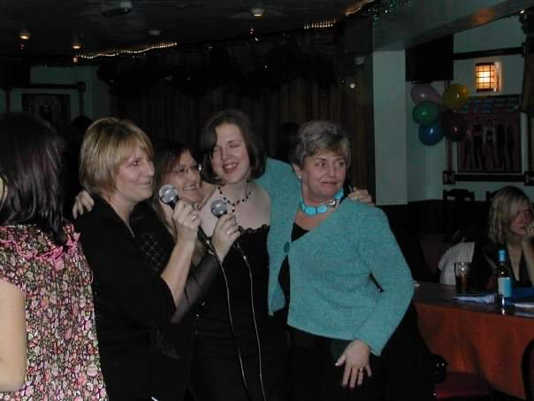 Great times with B. She is one of the most amazing, kind, lovely person I have ever met. She would do anything for anyone. She made my life so much better and supported me though difficult times. A photo showing some fun times, from 11 years ago. Xxxxx