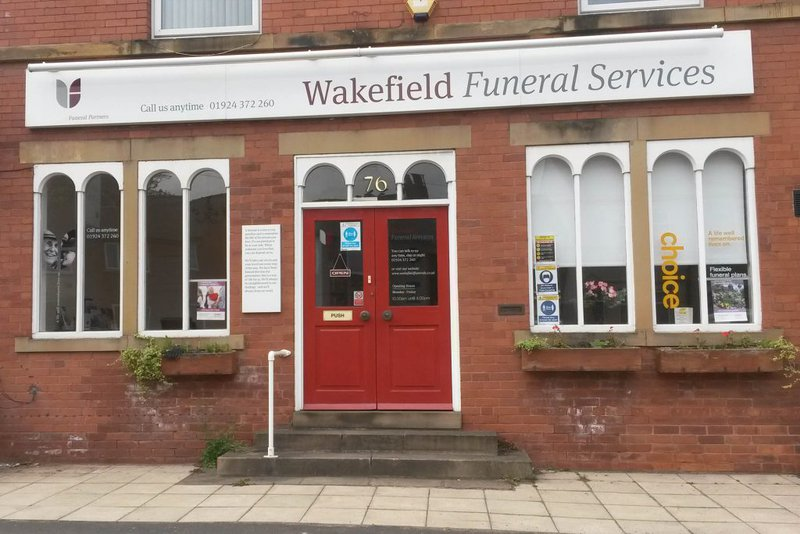 Wakefield Funeral Services, West Yorkshire, funeral director in West Yorkshire