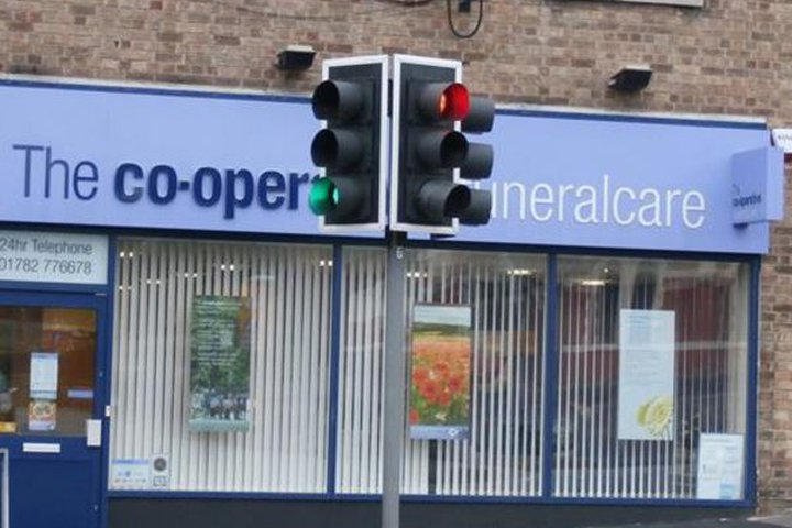 Co-op Funeralcare, Kidsgrove