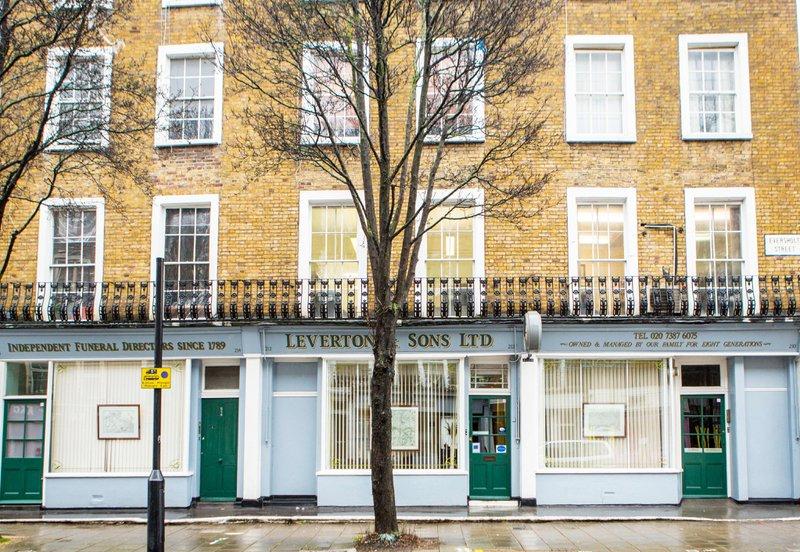 Leverton & Sons Ltd, Head Office