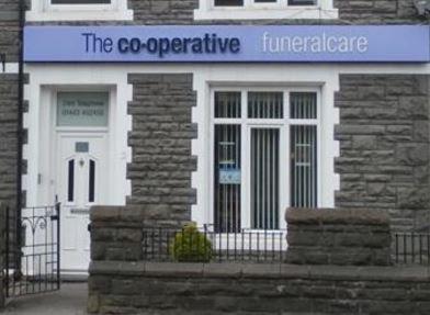 Co-op Funeralcare, Pontypridd