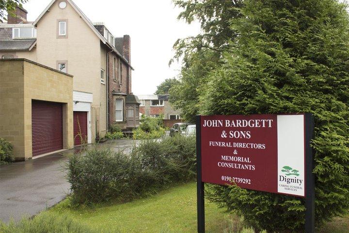 John Bardgett & Sons Funeral Directors, Oakwood House