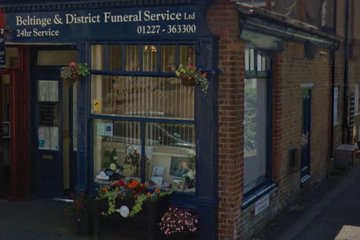 Beltinge & District Funeral Service Ltd