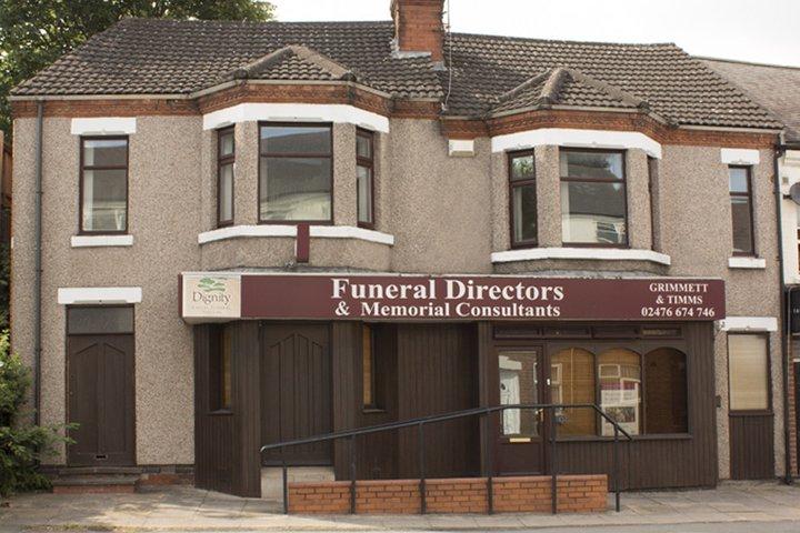 Grimmett & Timms Funeral Directors