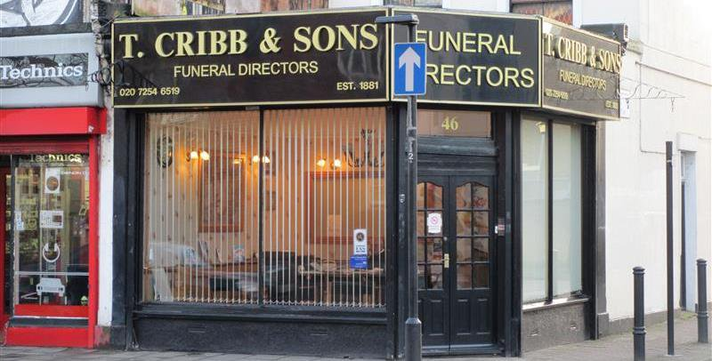 T Cribb & Sons, Hackney
