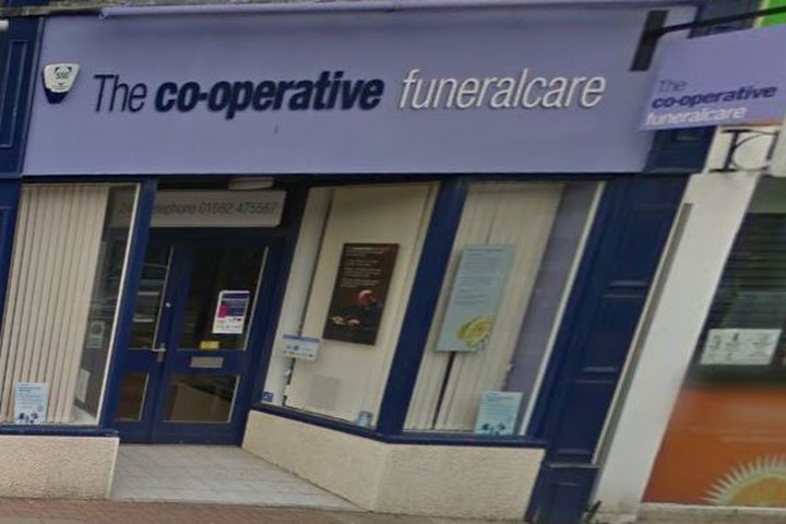 Co-op Funeralcare, Dunstable
