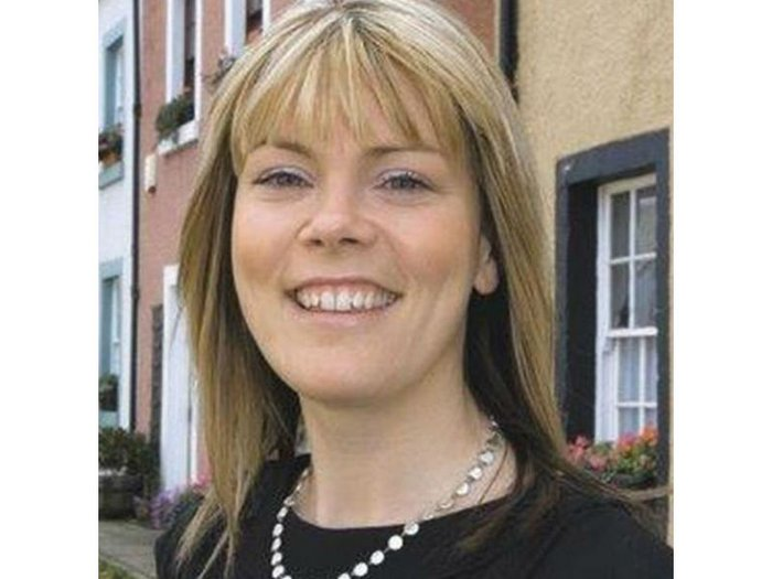 Scotland's Inspector of Funeral Directors Natalie McKail    ©Scottish Government