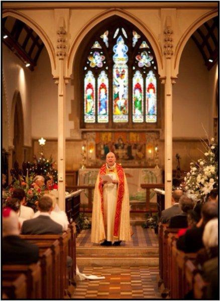 The Reverend Canon Stanley Michael Royle