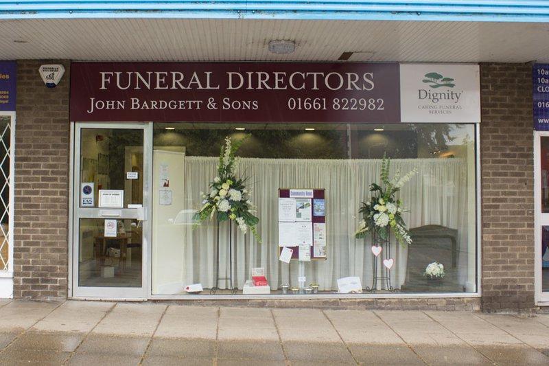 John Bardgett & Sons Funeral Directors, Ponteland
