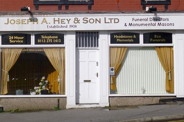 Joseph A. Hey & Son Ltd, Leeds