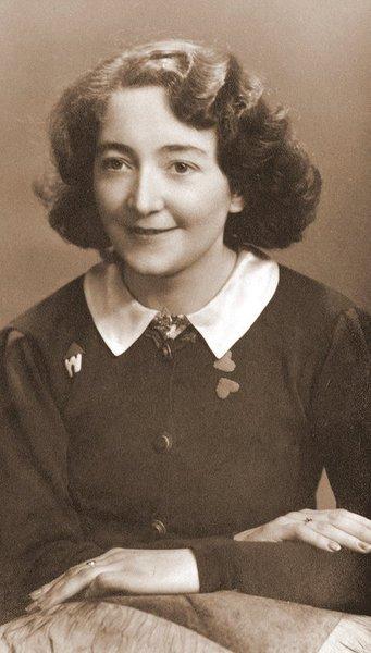 Eva Mary Wensley