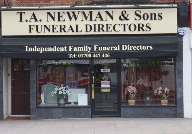 T.A Newman Funeral Directors