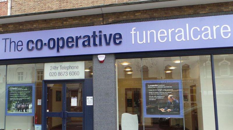 Co-op Funeralcare, Balham