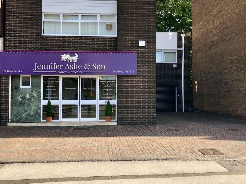 Jennifer Ashe & Son Funeral Directors, Willenhall, West Midlands, funeral director in West Midlands