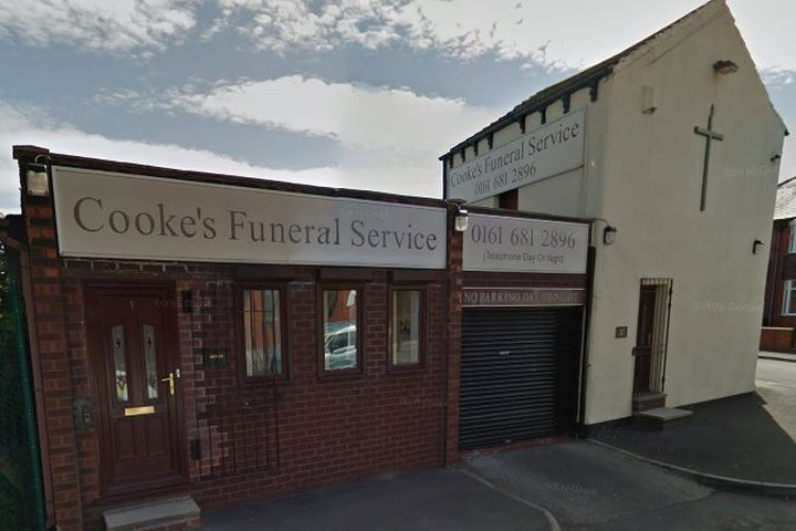 Cooke's Funeral Service Ltd