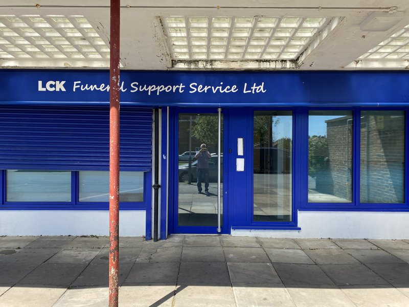 LCK Funeral Support Services Ltd., London, funeral director in London