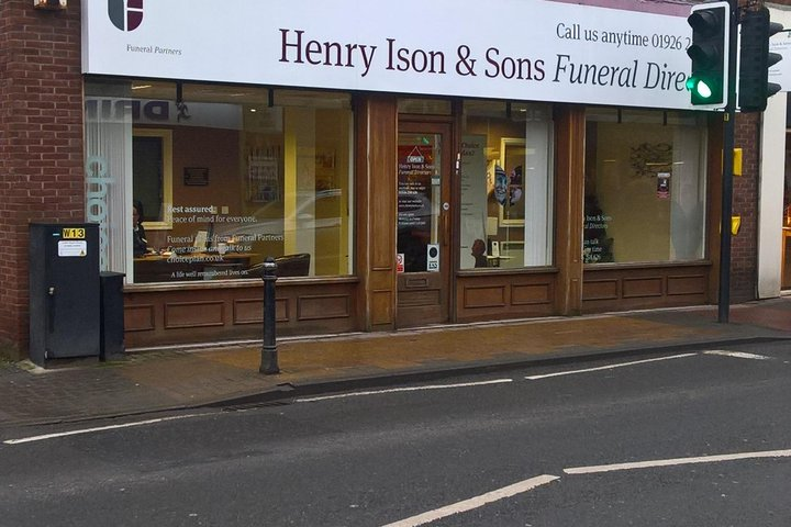 Henry Ison & Sons Funeral Directors, Kenilworth