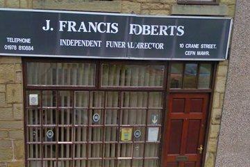 J Francis Roberts Funeral Director