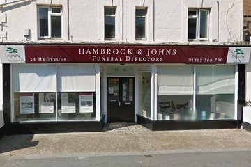 Hambrook & Johns Funeral Directors, Folkestone Blak Bull Rd