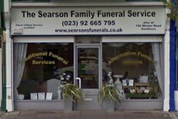 The Searson Family Funeral Service, Portsmouth