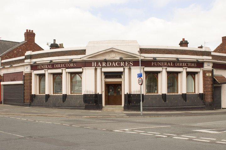 Hardacres Funeral Directors, Lusitania House