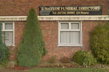 J Naylor Funeral Directors Ltd, Scunthorpe