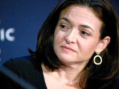 America's bereaved families deserve support, says Facebook's Sheryl Sandberg