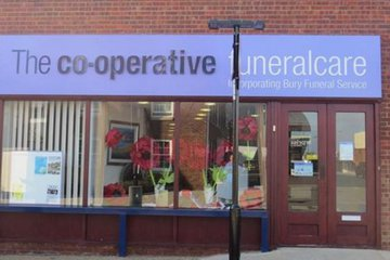 The Co-operative Funeralcare, Bury Saint Edmunds