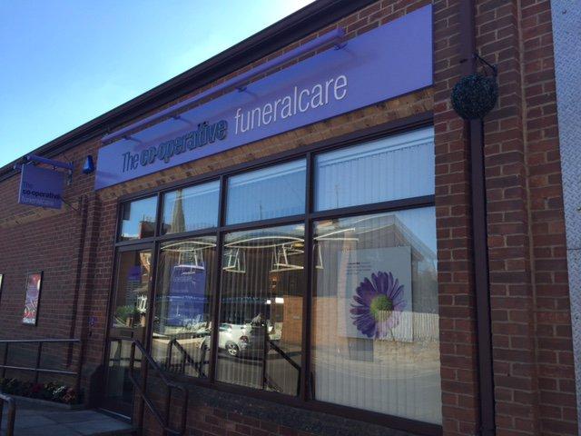The Co-operative Funeralcare Market Harborough