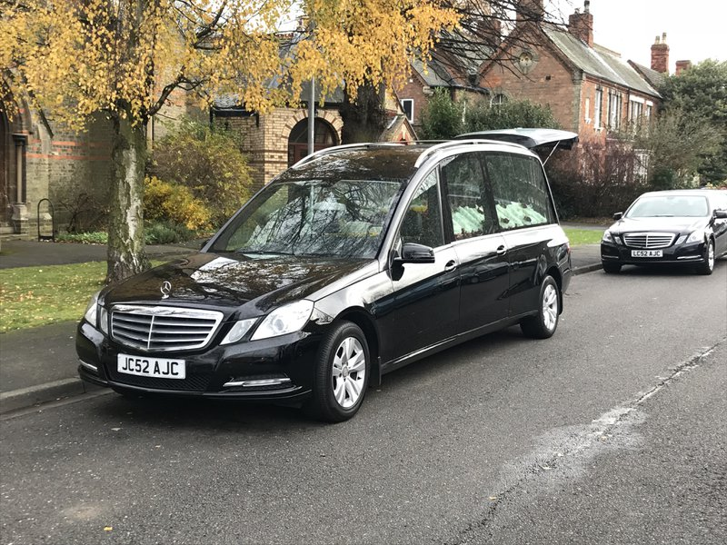 A.J Coggles, King's Lynn, Norfolk, funeral director in Norfolk