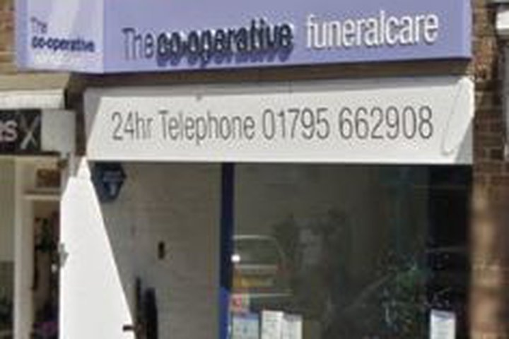 Co-op Funeralcare, Sheerness