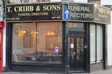 T Cribb & Sons, Hackney