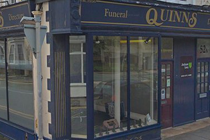 Quinns Funeral Directors, West Kirby