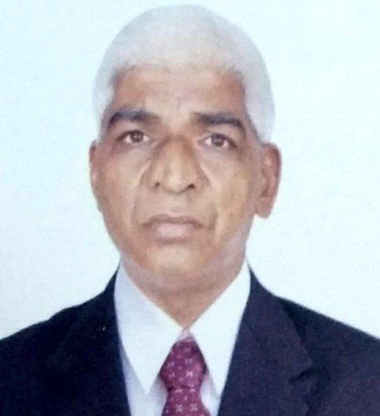 Chimanlal Govindlal Patel
