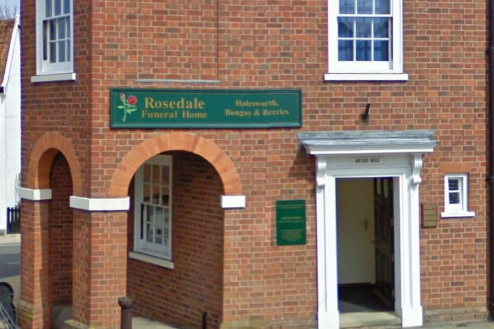 Rosedale Funeral Home, Halesworth