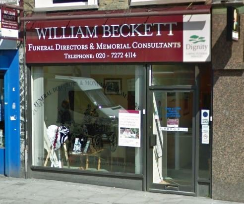 William Beckett Funeral Directors