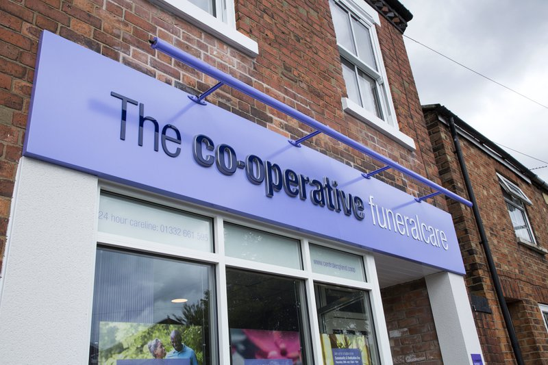 The Co-operative Funeralcare Borrowash, Derby, funeral director in Derby
