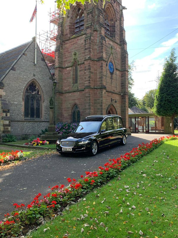 Jennifer Ashe & Son Funeral Directors, Brownhills, West Midlands, funeral director in West Midlands