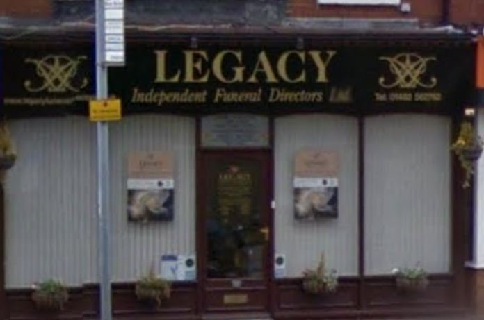 Legacy Independent Funeral Directors, Hull