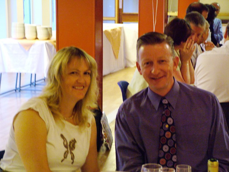 A lovely photo from Frank Keenan's retirement party. Have fond memories of my time working with Belinda, always made me laugh x